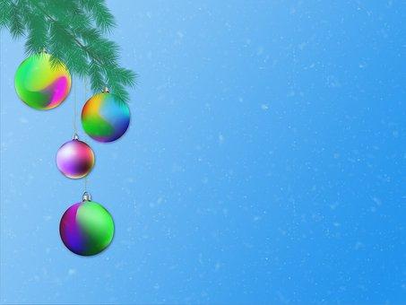 Christmas, Christmas Card, Merry