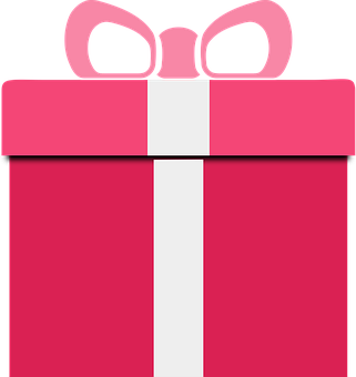 Box, Christmas, Easter, Festival, Gift, Pink, Prize