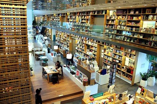 Open House, Bookstore, Bangkok