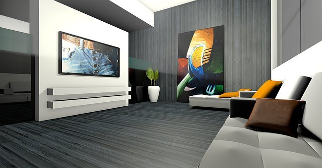 Living Living Room, Spatial, Apartment, Graphic
