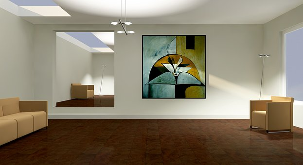 Gallery, Lichtraum, Sun, Shadow, Living Room, Apartment