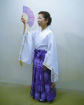 Japanese, Dance, Auspicious Occasion, Joy, Hagi Like
