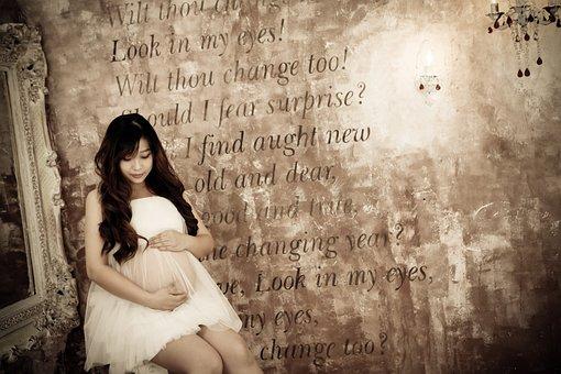 Pregnant Women, But Isaac, Childbirth, Pregnancy