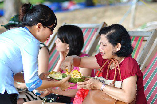 Durian, Eat, Fruit, Thailand, Stinky, Exotic, Taste