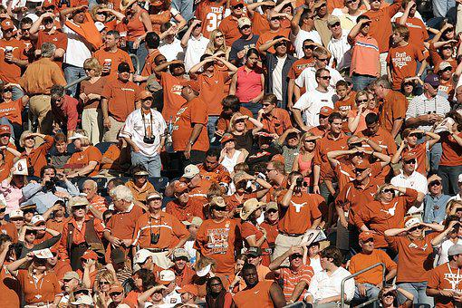 Spectators, Sports Fans, Football Fans