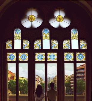 Window, Glass, Room, Architecture, Building, Design