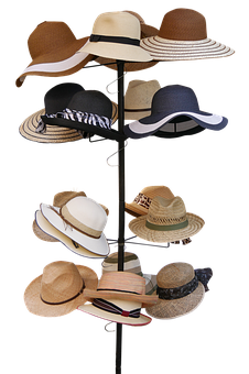 Fashion, Hat, Hatstand, Png, Isolated, Sun Protection