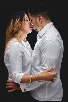 Husbands, Kiss, Studio, People, Marry, Couple In Love