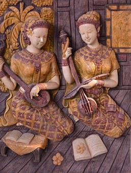 Musicians, Women, Playing, Musical, Female, Music