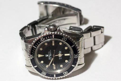 Watch, Rolex, Oyster, Perpetual, Submariner, 1978, Dive