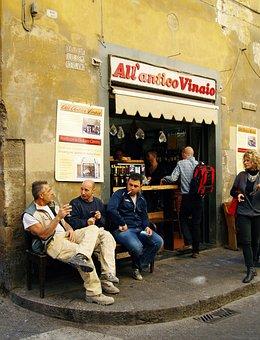 Restaurant, Pub, Bar, Alcohol, Glass, Table, Drink