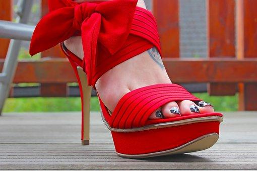 High Boots, Shoes, Paragraph, Fetish, Women's Shoes