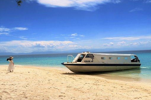Malaysia, Travel, Sea, Island, Beach, Times, Sandy, Sky