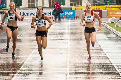 Athletics, Sport, Sprint, Run, Women, Race, Career