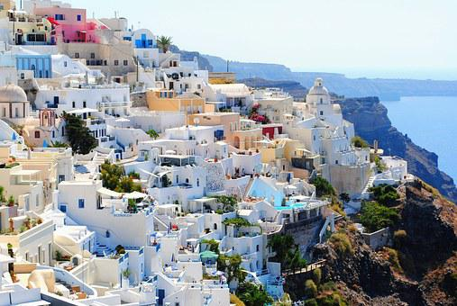 Santorini, Travel, Holidays, Vacation, Summer, Greece