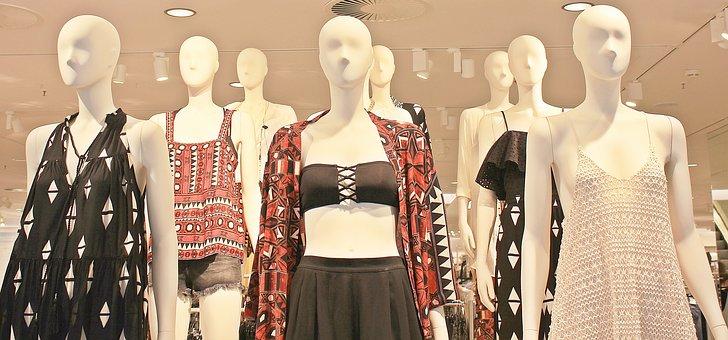 Mannequins, Fashion, Dolls, Women, Female, Window