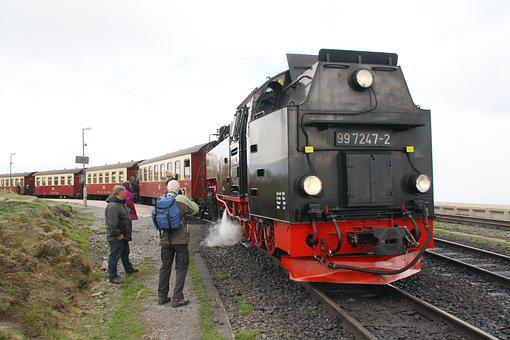 Brocken Railway, On The Brocken, Resin