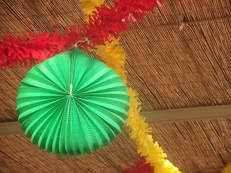 Lampion, Party, Balloon, Chinese, Lantern, Celebrate
