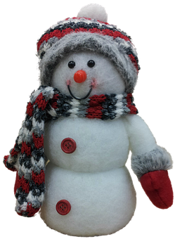 Christmas, Deco, Ice Man, Toys