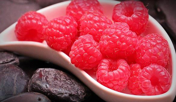 Raspberry, Fruits, Fruit, Vitamins, Red Delicious