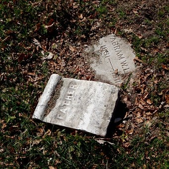Father, Cemetery, Grave, Graveyard, Memorial, Tombstone