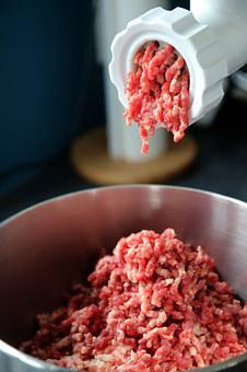 Mincer, Minced Meat, Ground Beef, Bowl, Do It Yourself