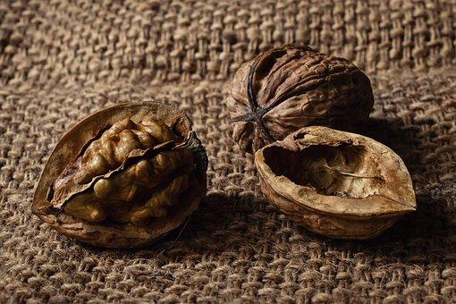 Greek, Walnut, Diet, Food, Natural, Healthy, Brain