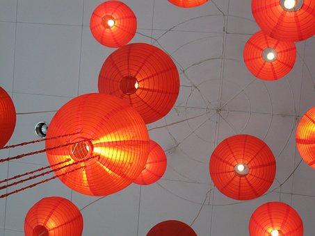 Lampions, Chinese Lanterns, Japanese Lanterns