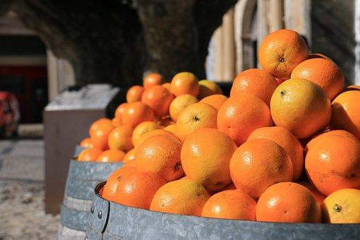 Oranges, Fruit, Citrus Fruit, Citrus, Orange Bahia