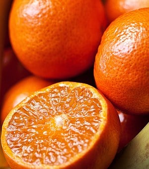 Oranges, Mandarins, Southern Fruits, Cut Fruit, Juice