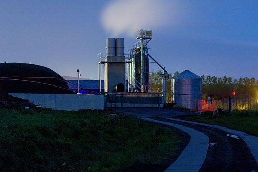 Chemistry, Factory, Smoke, Ruhr Area, Industry, Steel