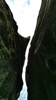 Bastei, Germany, Mountain, Sandstone, Saxony