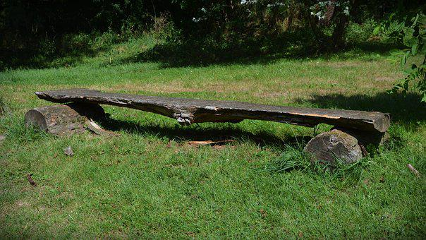 Bank, Sit, Rest, Recovery, Park Bench, Seat, Old, Wood