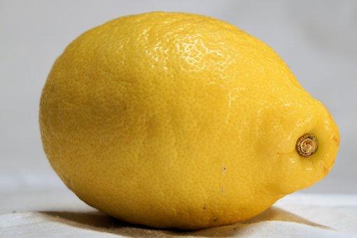 Lemon, Fruit, Yellow, Citrus Fruit, Vitamins, Sour