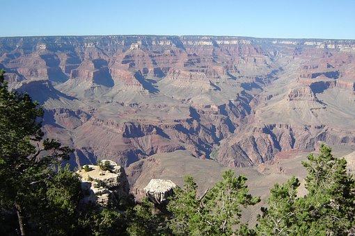 Grand, Canyon, South, Rim