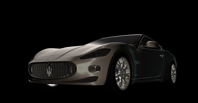 Maserati, Maserati Gt, Sports Car, Auto