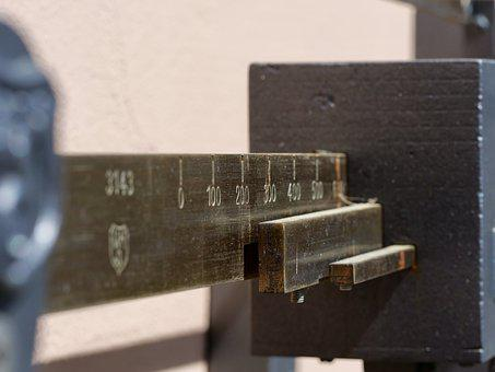 Technical, Horizontal, Close Up, Historically, Metal