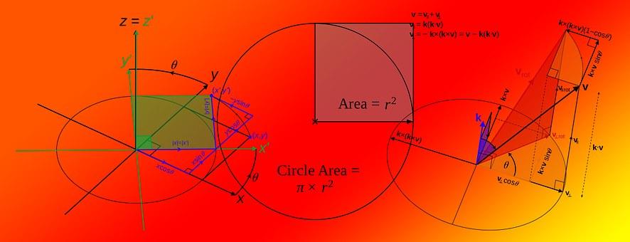 Mathematics, Formula, Physics, School, Mathematical