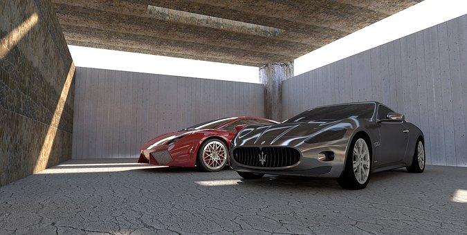 Maserati Gt, Maserati, Lamborghini