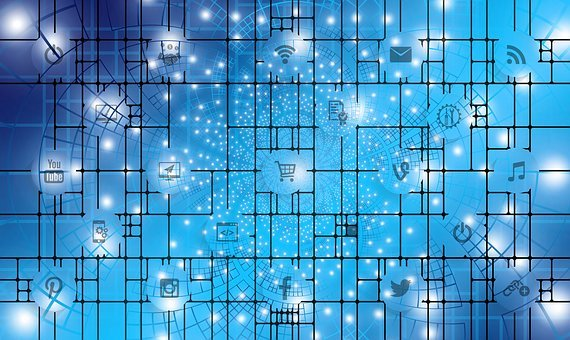 Networks, Internet, Social, Social Network, Logo