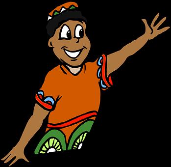 African, Reach, Man, Traditional, Africa, Clip Art
