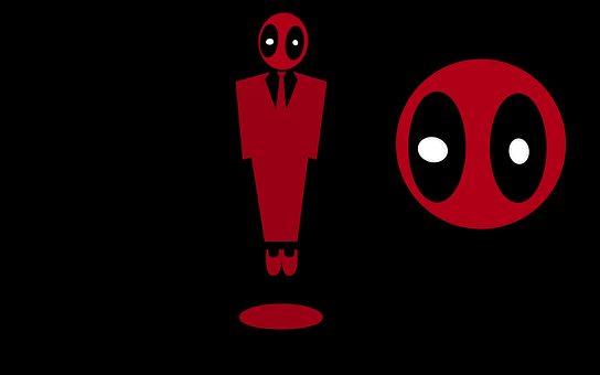 Dead, Deadpool, Antihero, Character, Marvel Comics