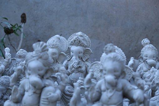 Ganesh, God, Shiva, Gajanan, God Gajanan, God Ganesha