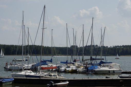 Lagoon, Sulejowski, Boat, Husband