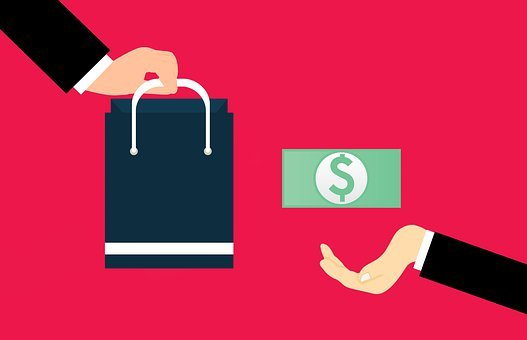 Shopping, Bag, Payment, Sell, Buy, Carrying, Consumer