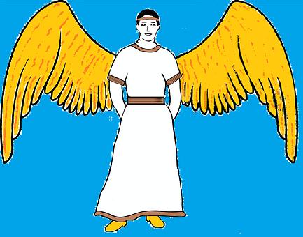 Angel, Daedalus, Greek Mythology, Icarus, Legend, Myth