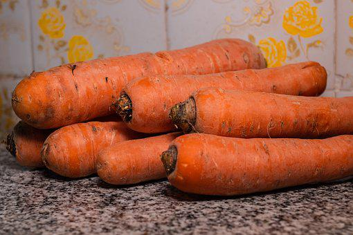 Carrots, Vegetables, Cook, Carrot, Fresh, Healthy