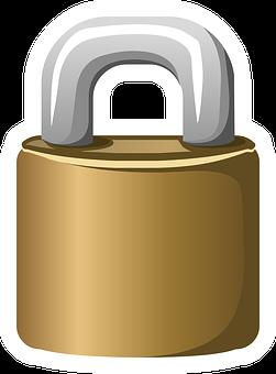 Lock, Padlock, Secure, Symbol, Icon, Safe, Safety