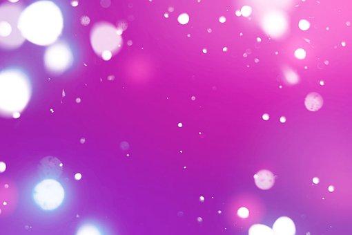 Bokeh, Light, Purple, Pink, Background, Texture