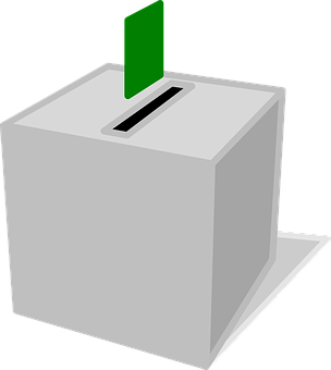 Ballot, Vote, Box, Voting